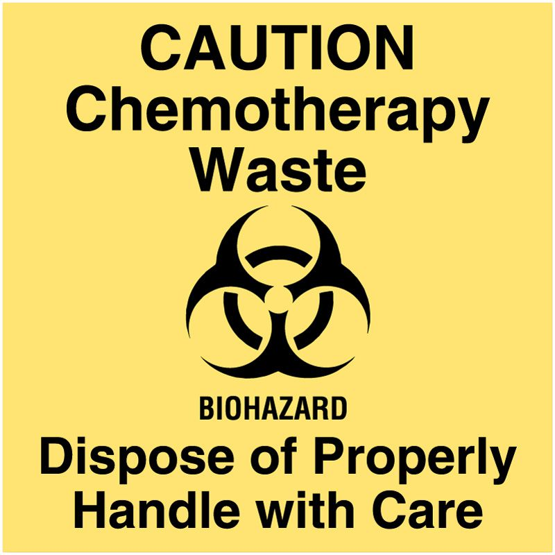 osha guidelines for chemotherapy spills