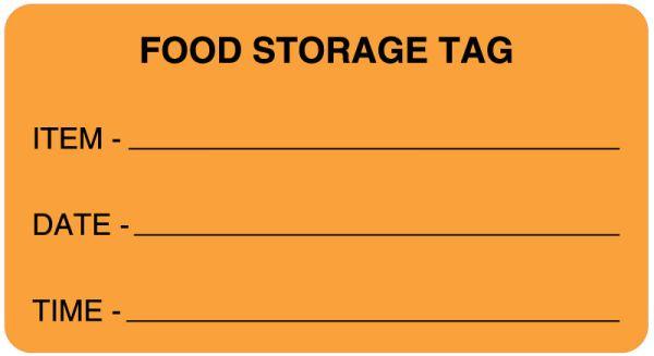 Food Quality Control Labels, 3
