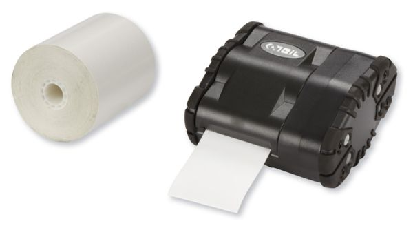 Linerless Direct Thermal Label, 2-1/4