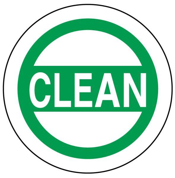 CLEAN Label, 1-1/2