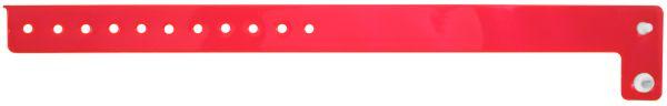 Red Edgeglow Wristband