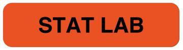 "STAT Label, 1-1/4"" x 5/16"""
