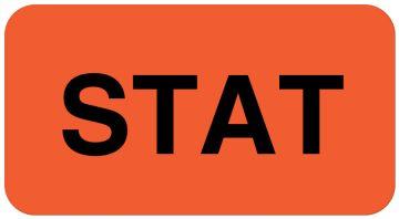 "STAT Label, 1-5/8"" x 7/8"""