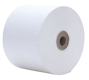 "Direct Thermal Paper Rolls, 4-1/2"" x 100'"