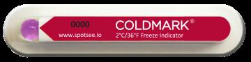 ColdMark Temperature Indicator