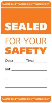 Food Tamper-Evident Security Labels