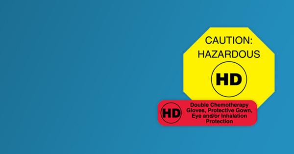 Hazardous Drug Labels